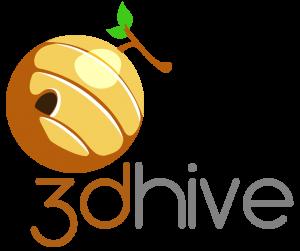 3DHivelogo300x251