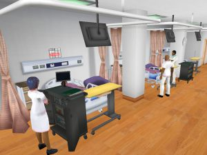 Virtual Nurses Training
