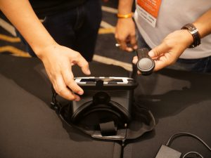 Virtual Reality using Samsung Gear VR