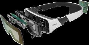 Daqri AR smart-glasses